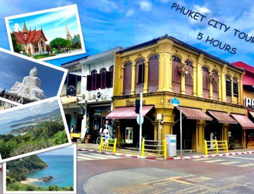 PHUKET CITY SIGHTSEEING TOUR 5 HOURS