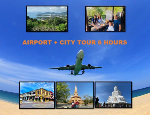 Airport Pick Up  + City Tour 6 Hours