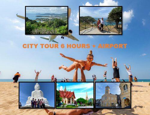 City Tours 6 Hours + Airport Drop