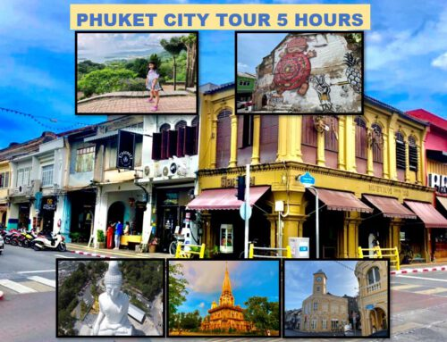 PHUKET CITY TOUR 5 HOURS