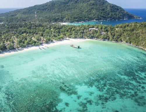 Raya island + Coral Island